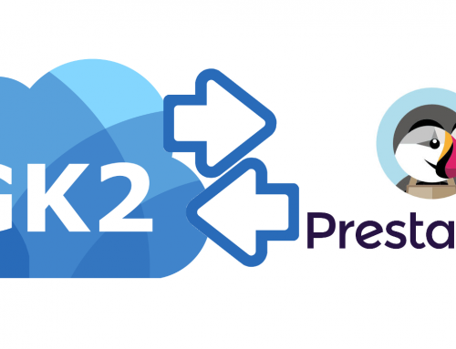 Sincronización con PrestaShop